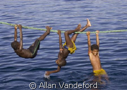 Joyful Youth.  Competition and playful opportunities abou... by Allan Vandeford